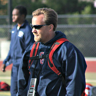 Coach Doug Soles - Great Oak HS Cross Country
