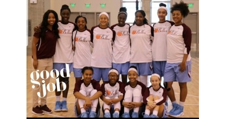 Maryland Belles 2023 Basketball